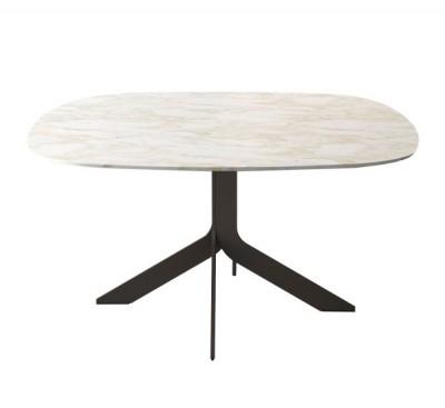 DESALTO - IBLEA, tavolo top in marmo - Gordon Guillaumier 2007