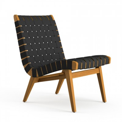 KNOLL - Risom Lounge Chair - Jens Risom, 1943