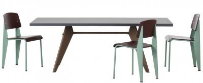 Vitra - EM Table (tavolo) - Jean Prouvé, 1950