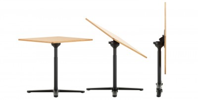 Vitra - Super Fold Table (tavolo) - Jasper Morrison, 2014