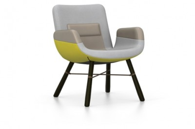 Vitra - East River Chair (sedia) - Hella Jongerius, 2014
