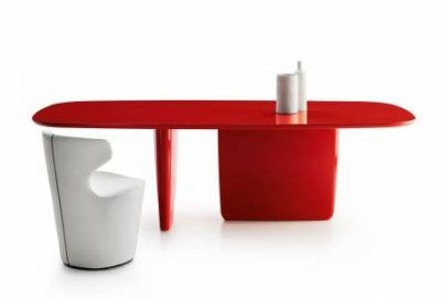 B&B Italia - TOBI-ISHI (tavolo) - Edward Barber e Jay Osgerby