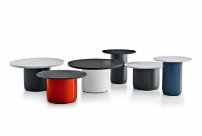 B&B Italia - BUTTON TABLES (tavolino) - Edward Barber e Jay Osgerby