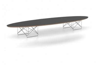Vitra - Elliptical Table ETR (tavolino) - Charles & Ray Eames, 1951