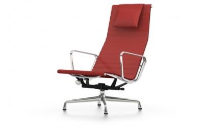 Vitra - Aluminium Chair EA 124 (sedia) - Charles & Ray Eames, 1958