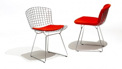 KNOLL - Bertoia Side Chair - Harry Bertoia, 1952