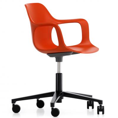 Vitra - HAL Armchair Studio (sedia) - Jasper Morrison, 2010/2014