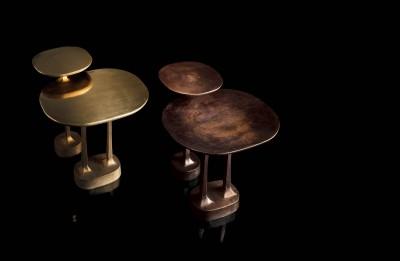 HENGE - MUSHROOM (tavolino) - George Yabu & Glenn Pushelberg