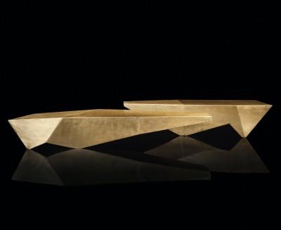 HENGE - MONOLITH (tavolino) - Massimo Castagna