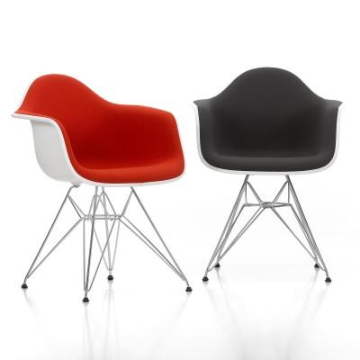 Vitra - Sedia Eames Plastic Armchair DAR - Charles & Ray Emes