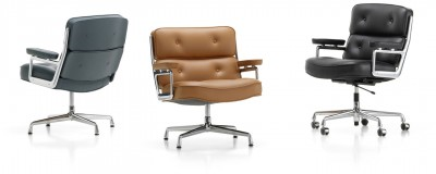 Vitra - Lobby Chair (sedia) - Charles & Ray Eames, 1960