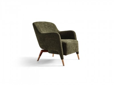 MOLTENI & C. - D.151.4 (poltrona) - Gio Ponti, 1953