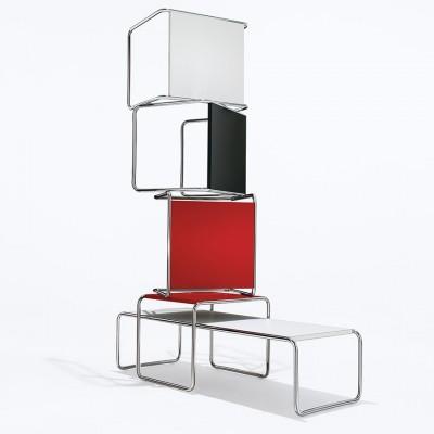 KNOLL - Laccio Coffee Table (tavolino) - Marcel Breuer, 1925