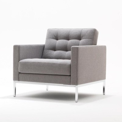 KNOLL - Florence Lounge Chair (poltrona) - Florence Knoll, 1954