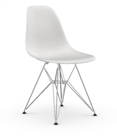 Vitra Sedia lastic Chair DSR bianca