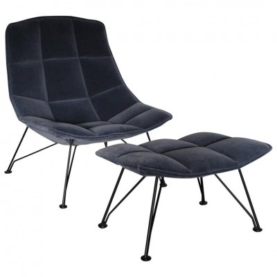 KNOLL - Jehs e Laub Lounge Chair, poltrona - Jehs e Laub, 2009