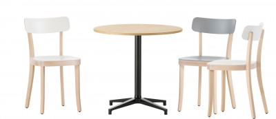 Vitra - Bistro Table - Ronan & Erwan Bouroullec, 2010