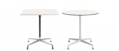 Vitra - Eames Contract Table (tavolo home version) - Charles & Ray Eames, 1950