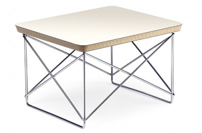 Vitra - Occasional Table LTR (tavolino) - Charles & Ray Eames, 1950