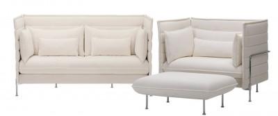 Vitra - Alcove Sofa (divano) - Ronan & Erwan Bouroullec, 2006