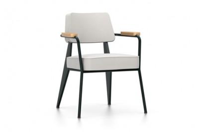Vitra - Fauteuil Direction (sedia) - Jean Prouvé, 1951