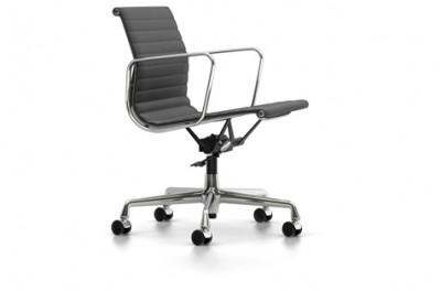 Vitra - Aluminium Chair EA 117 (sedia) - Charles & Ray Eames, 1958