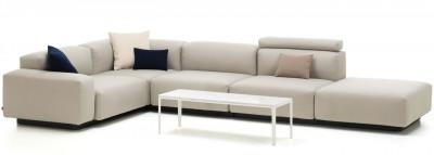 Vitra - Soft Modular Sofa - Jasper Morrison, 2016