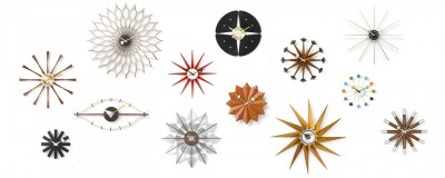 Vitra - Wall Clocks - George Nelson, 1948-1960