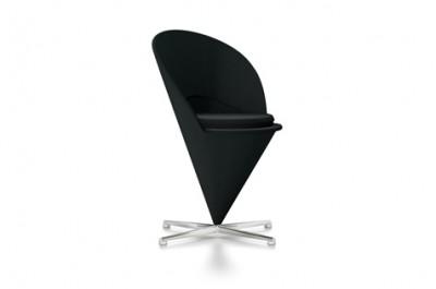 Vitra - Cone Chair (sedia) - Verner Panton, 1958