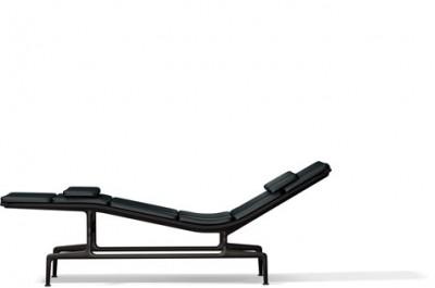Vitra - Aluminium Chair Soft Pad Chaise ES 106 - Charles & Ray Eames, 1968