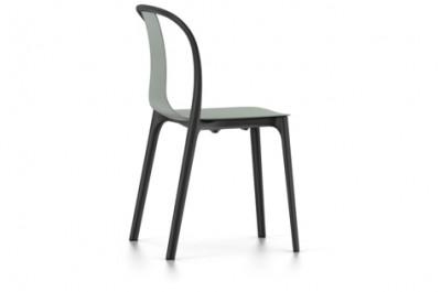 Vitra - Belleville Chair Plastic (sedia outdoor) - Ronan & Erwan Bouroullec, 2015