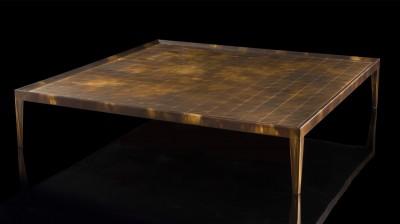 HENGE - D-CODE (tavolino) - Massimo Castagna