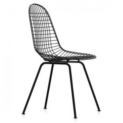 Vitra - Wire Chair DKX (sedia outdoor) - Charles & Ray Eames, 1951