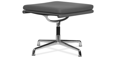 Vitra - Aluminium Chair Soft Pad Chair EA 223 - Charles & Ray Eames, 1969