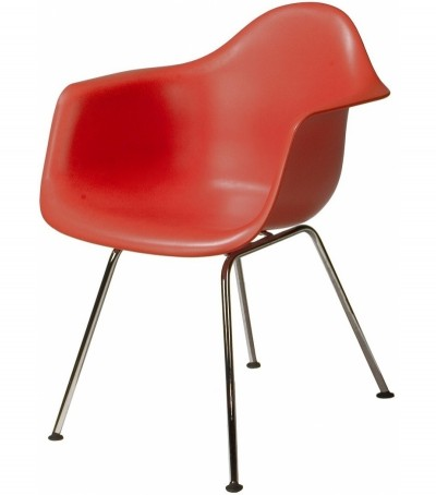 Vitra - Eames Plastic Armchair DAX (sedia outdoor) - Charles & Ray Eames, 1950
