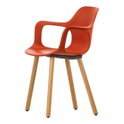 Vitra - HAL Armchair Wood (sedia) - Jasper Morrison, 2010/2014