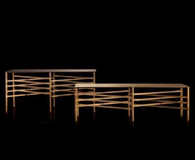 HENGE - NETWORK (tavolino) - Massimo Castagna