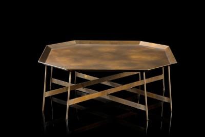 HENGE - OCTAGON (tavolino) - Massimo Castagna