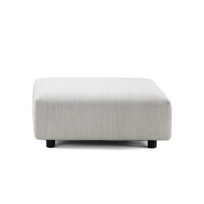 Vitra - Soft Modular Sofa Ottoman - Jasper Morrison, 2016
