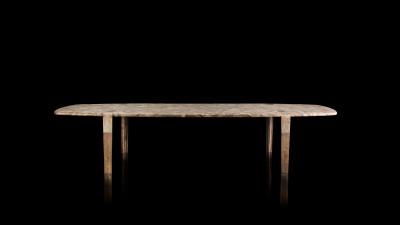 HENGE - OXYMORON (tavolo) - Massimo Castagna