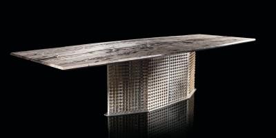 HENGE - S-PENNY TABLE (tavolo) - Massimo Castagna