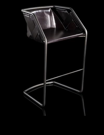 HENGE - STRIP STOOL, sgabello - Massimo Castagna