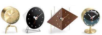 Vitra - Desk Clocks - George Nelson, 1947-1953