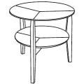 When tavolino - 1.028,00€