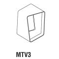 MTV3 - tavolino H 450 L 370 P 320 - 660,00€