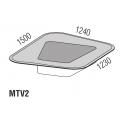 MTV2 - tavolino H 250 P 1500/1230 L 1240 - 3.658,00€