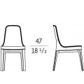 ALA-52703 - schienale basso
