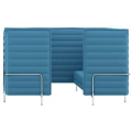 Alcove Cabin Highback Three-Seater - 16.680,00 €