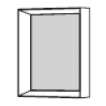 D.950.1F - cornice con specchio L 248 H 354 P 80 - 264,00€