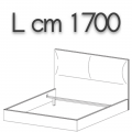 Ribbon RLE16 - L 1700 P 2110 H 1100